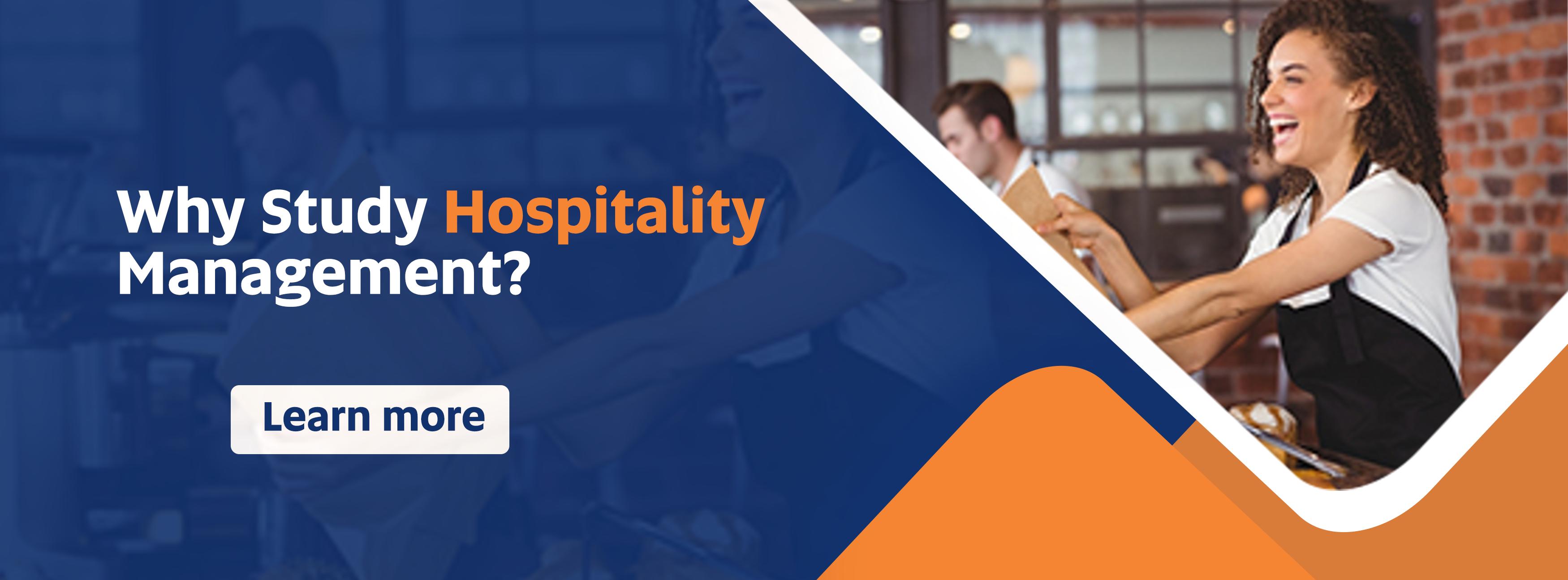 Why Study Hospitality Management